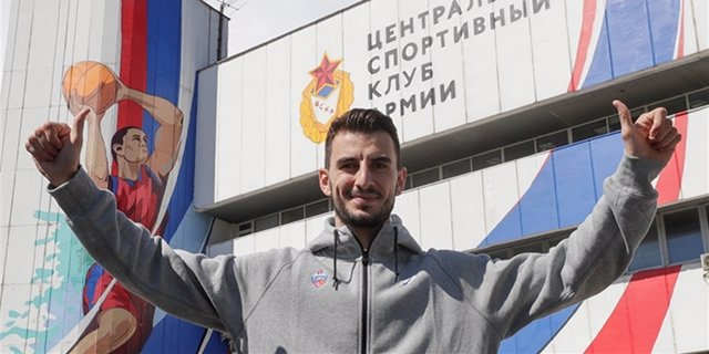 Leo Westermann ficha por el CSKA Moscú