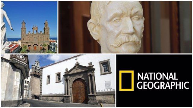 National Geographic recomienda 'un paseo con Pérez Galdós'