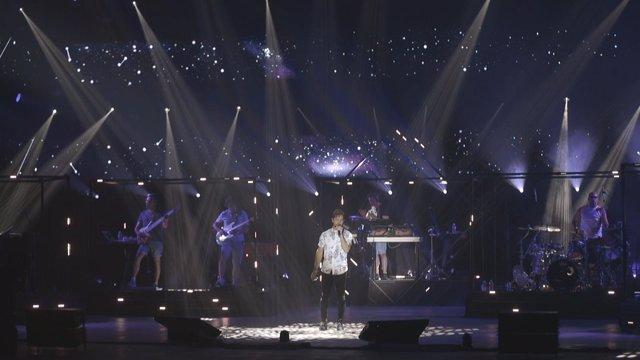 Bisbal arranca su gira 'Hijos del mar' en Almería