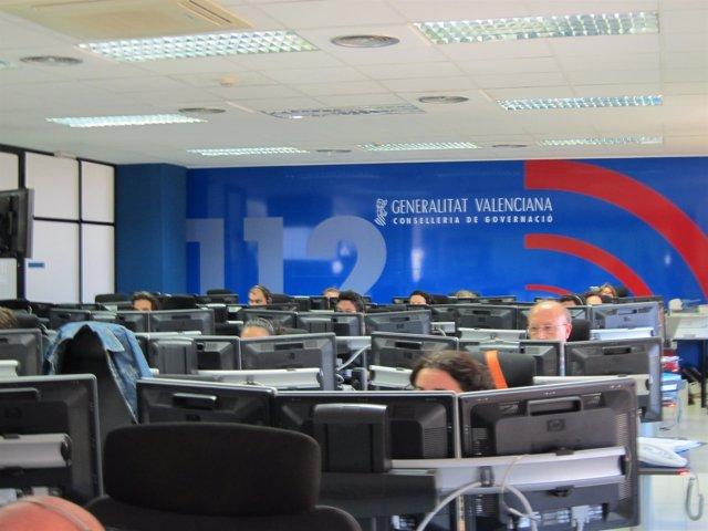 Servicio 112 de la Generalitat