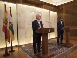 Gobierno y Cs cifran en 63% el cumplimiento del acuerdo de gobernabilidad y anuncian Plan de Calidad Democrática