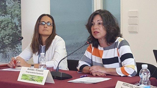 Maribel Peinado, apoyo a las mujeres rurales