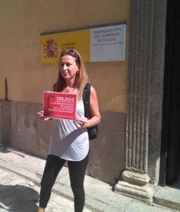 Firmas contra Carrera de Gansos en Carpio del Tajo (Toledo)
