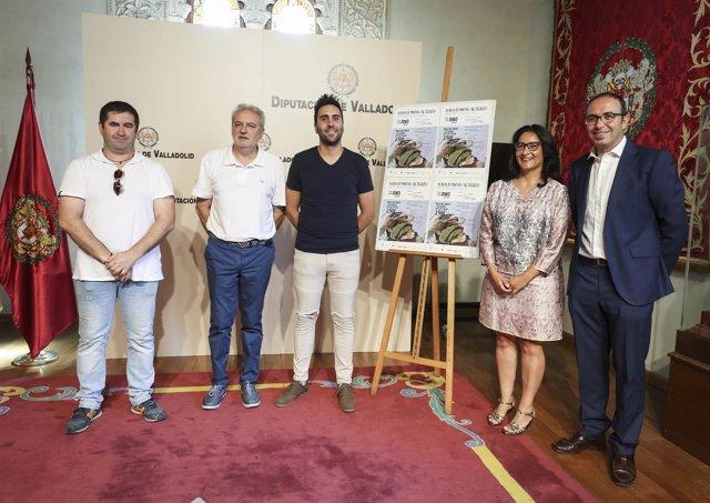 Valladolid. Presentación de la IV Ruta de Pinchos 'Al Cigales'