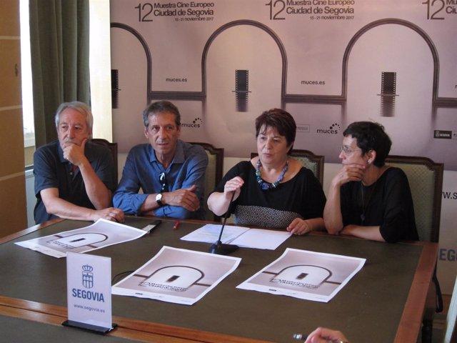 Eliseo De Pablos, Chema Madoz, Clara Luquero Y Marifé Santiago