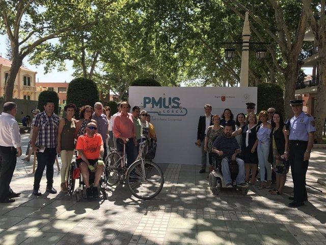El Plan De Movilidad Urbana Sostenible, Pmus, Se Convertirá En Una Herramienta D