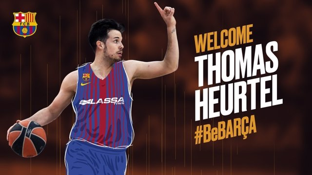 Thomas Heurtel llega al Barcelona