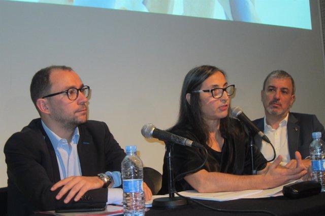 Q.Torrent, À.Margarit y J.Collboni