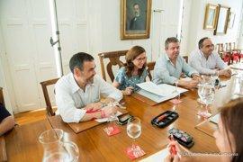 Ana Belén Castejón preside su primera Junta de Gobierno y mantiene las anteriores áreas de gobierno y delegaciones