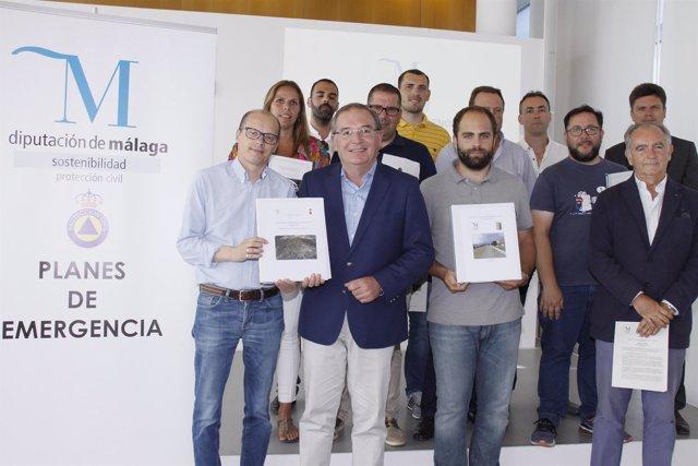 Planes de Emergencias Diputación de Málaga