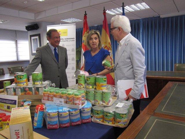 Presentación del Programa 2017 de ayuda a las personas.