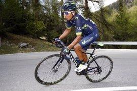 """El ciclista colombiano Nairo Quintana dice que Froome es """"el máximo favorito"""" en el Tour de Francia"""