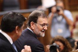 Rajoy ve un error la posición del PSOE sobre el CETA y dice que España haría el ridículo si el Parlamento vota no