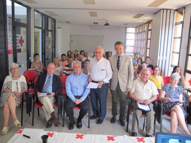 Jornada Cruz Roja Mayores