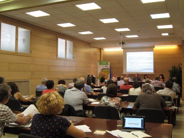 Reunión del comité de seguimiento del Programa de Desarrollo Rural en Aragón