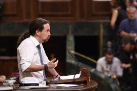 """Iglesias ve """"evidente"""" que existe un pacto entre Bárcenas y el PP, al que acusa de """"practicar la omertá"""""""