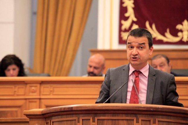 Martínez Arroyo desde el pleno