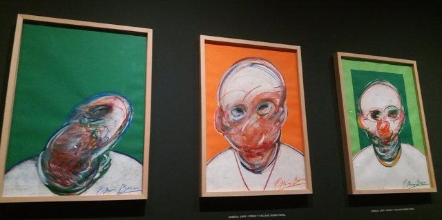 Exposición de Francis Bacon en Bancaja