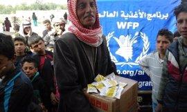 La ONU envía camiones con ayuda a la ciudad siria de Qamishli por primera vez en más de dos años