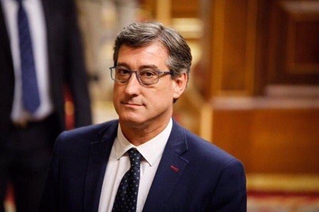 Ignacio Prendes, diputado de Ciudadanos