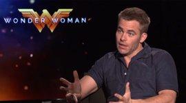"""Chris Pine, el chico de Wonder Woman: """"Los humanos somos débiles y vulnerables"""""""
