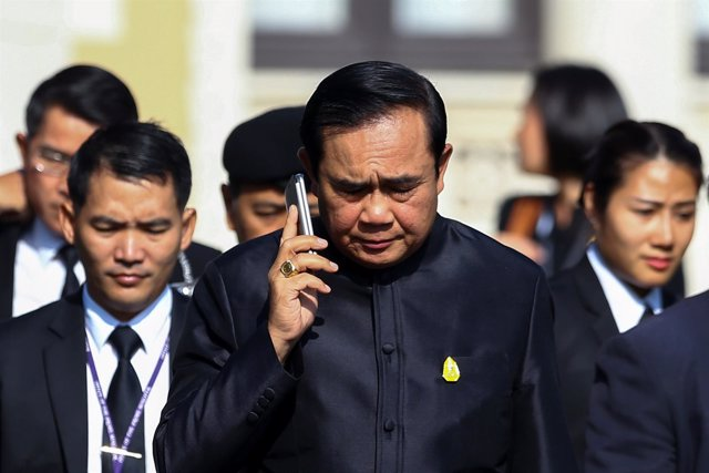 Jefe de la Junta Militar de Tailandia, Prayuth Chan Ocha