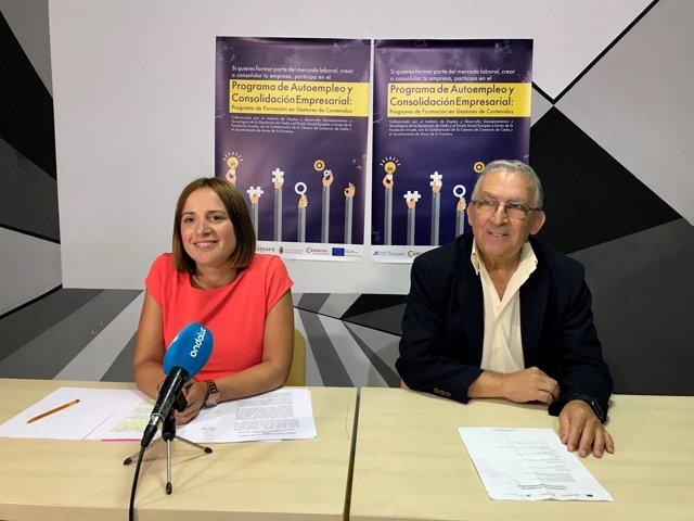 Diputación, jornada de gestores de contenidos en Arcos