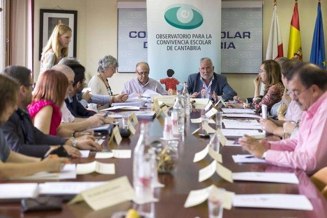 Observatorio para la Convivencia Escolar en Cantabria