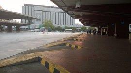 Nuevo plantón de sindicatos de transporte a la Xunta al convocarles sin la patronal