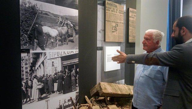 Exposición en el Museo de Las Encartaciones