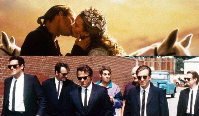 Reservoir Dogs y La Princesa Prometida