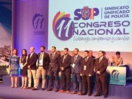 """El SUP reclama más medios para paliar un """"enfrentamiento directo en un eventual ataque terrorista"""""""