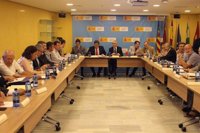 Imagen de la Junta de Gobierno