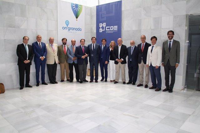 Reunión del comité ejecutivo de la CEA