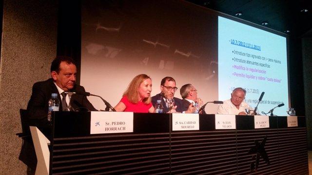 Conferencia De Horrach Y Velasco