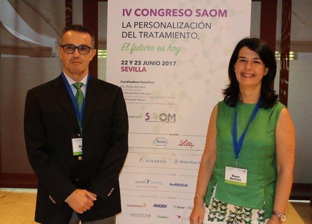 Se inaugura el IV Congreso de la Sociedad Andaluza de Oncología Médica