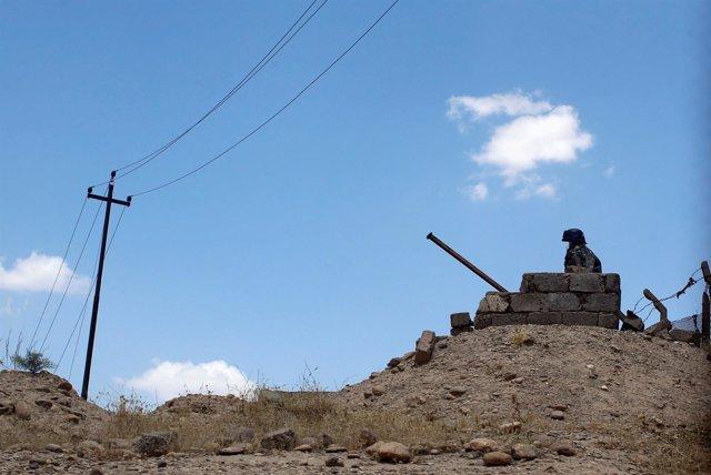 Operaciones militares cerca de Mosul