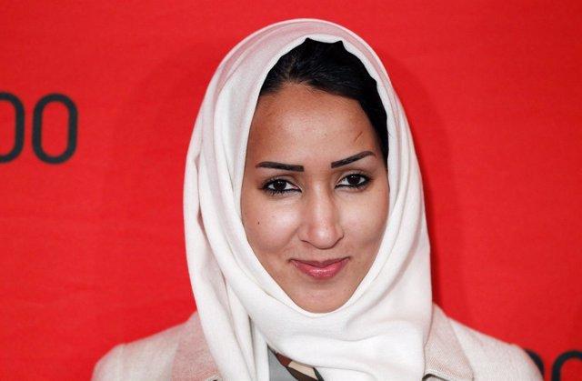 Manal al Sharif, una mujer activista en Arabia Saudí