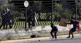 Ya son 75 los muertos por los disturbios en las protestas opositoras de Venezuela