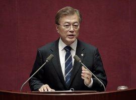 """Un asesor de Moon aboga por una postura """"un poco flexible"""" sobre el programa nuclear de Corea del Norte"""