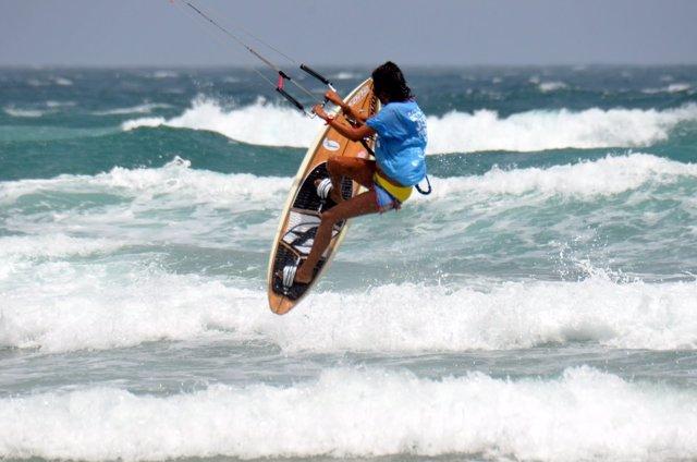 Campeonato de España de Kitesurf