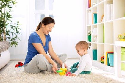 Cómo estimular al bebé en tu propia casa
