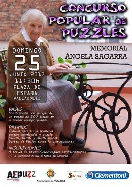Valladolid. Concurso de puzzles Memorial Ángela Sagarra