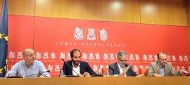 Alexis Marí y otros tres diputados abandonan Cs y pasan a no adscritos en las Corts