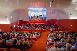 Plasencia estrena su nuevo Palacio de Congresos y Exposiciones