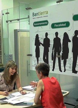 Bantierra pone en marcha nuevos espacios de atención de banca personal