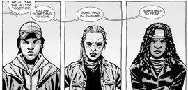 The Walking Dead: ¿Adelanta el cómic la ausencia de uno de sus protagonistas en la 8ª temporada?