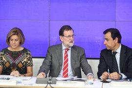 Rajoy reúne el lunes al Comité Ejecutivo del PP, el mismo día que Bárcenas va a la comisión de investigación de Congreso