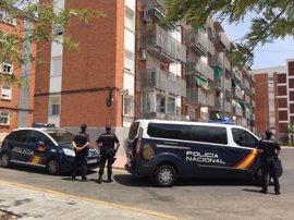 Cuatro detenidos en una operación antidroga en Valladolid