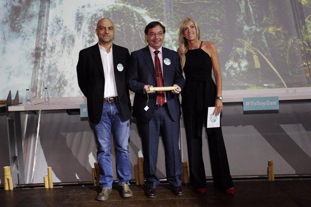 ElPozo Alimentación, galardonada en los Premios El Mundo Zen Adecco 2017